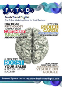 Fresh Trend Digital Issue 01 Volume 01